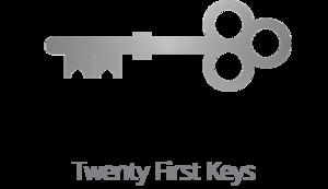 21st Keys Logo